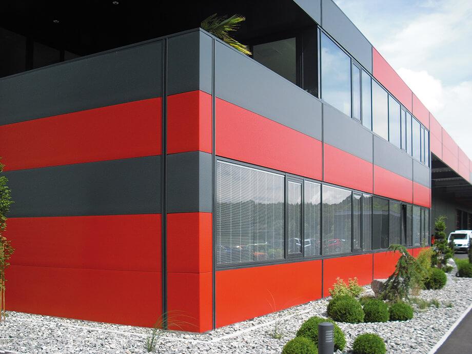 Verwaltungsgebäude, Oberndorf