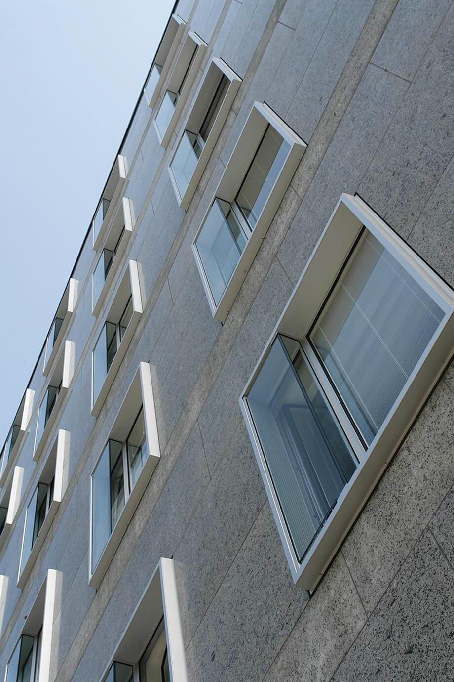 Wohn- und Geschäftshaus, München